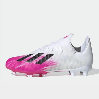 X 19.3 Childrens FG Football Boots