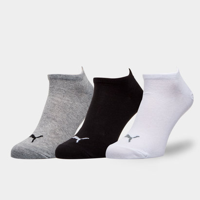 Puma Adult 3 Pack de Calcetines