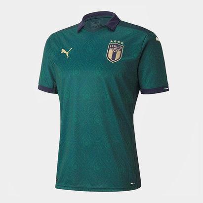 Puma Italy 2020 3rd Replica Football Shirt