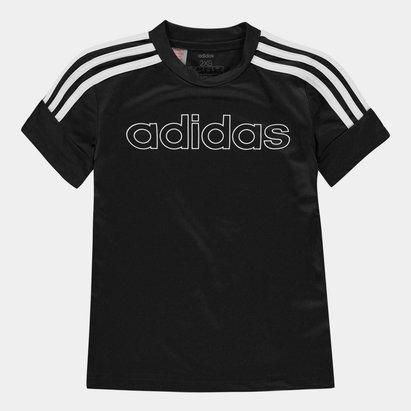 adidas Boys Sereno Graphic T Shirt Kids