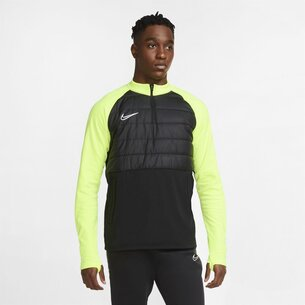 Nike Academy Winter Warrior Drill Top Mens
