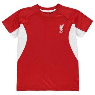 LFC T-Shirt Junior Boys
