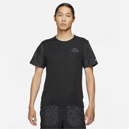 Nike Run Rise T-Shirt Mens