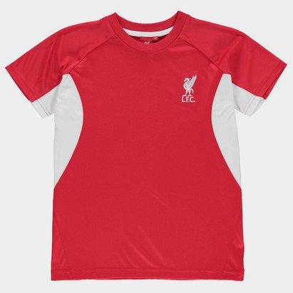 Source Lab Liverpool FC T Shirt Infant Boys