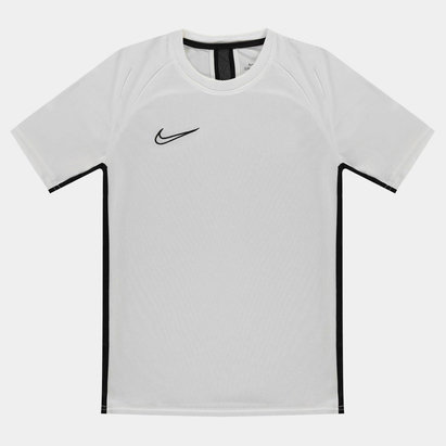 Nike FIT Academy Big Kids Short Sleeve Soccer Top