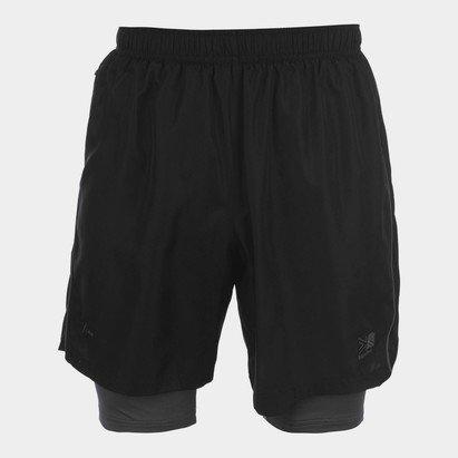 Karrimor XLite 2in1 Performance Shorts Mens