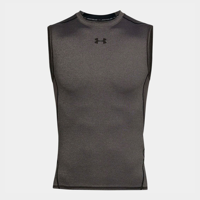 Under Armour HeatGear Sleeveless Training Baselayer Top Mens
