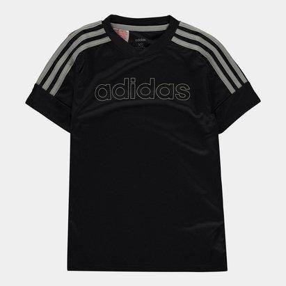 adidas Boys Sereno Graphic T-Shirt Kids