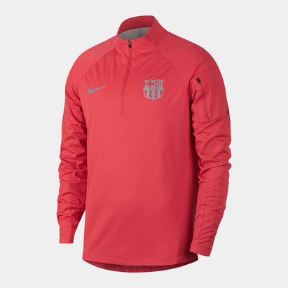 Nike FC Barcelona 19/20 Shield Squad Drill Top