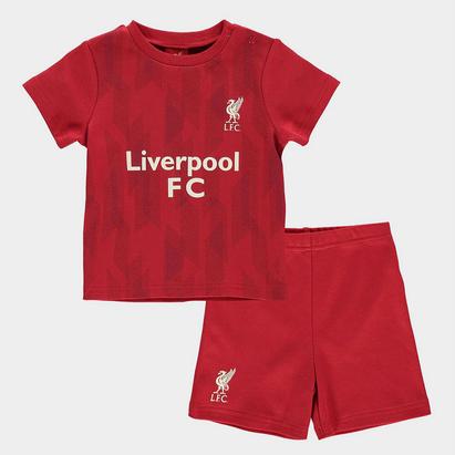 Brecrest Liverpool Football Set Baby Boys