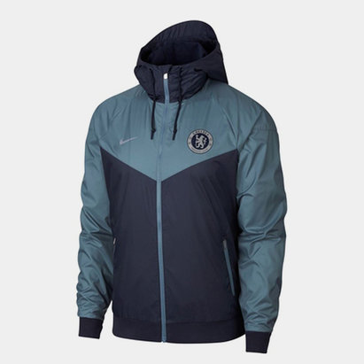 Nike Chelsea 19/20 Windrunner Woven Football Jacket