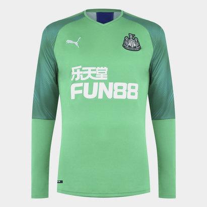 Puma Newcastle United Home Goalkeeper Shirt 2019 2020
