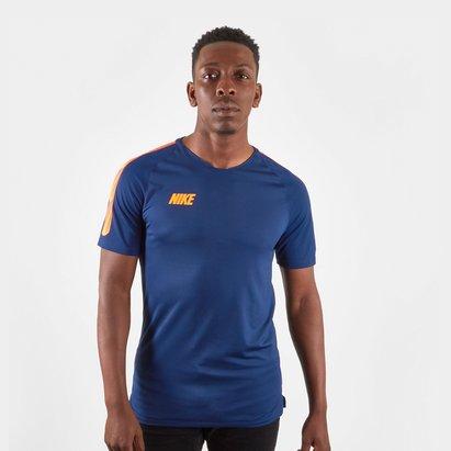 Nike Squad T Shirt Mens