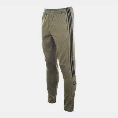 adidas 3 Stripe Logo Jogging Pants Mens