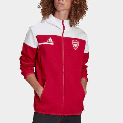 adidas Arsenal ZNE Hoodie 20/21 Mens
