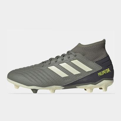 adidas Predator 19.3 Mens Firm Ground Football Boots