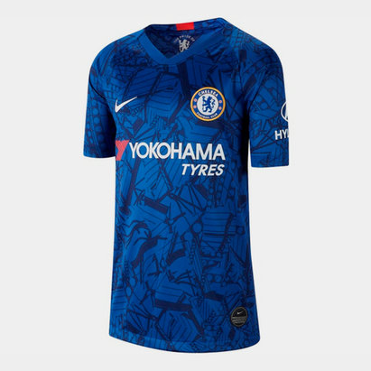 Nike Chelsea 19/20 Home Replica Kids Football Shirt