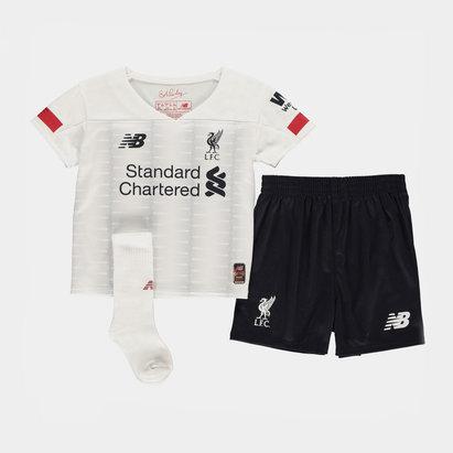 New Balance Liverpool 19/20 Away Mini Kids Football Kit