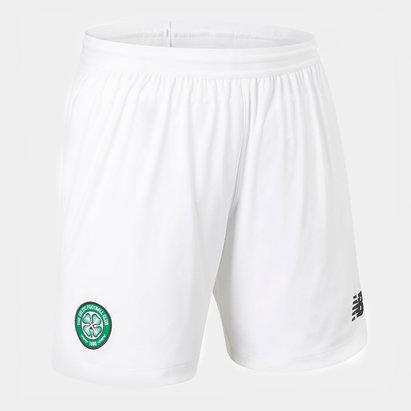 New Balance Celtic 19/20 Kids Home Football Shorts