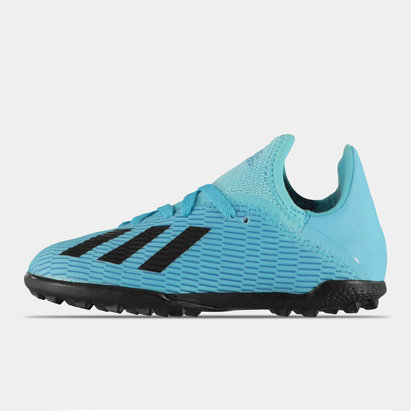 adidas X 19.3 Childrens Astro Turf Trainers