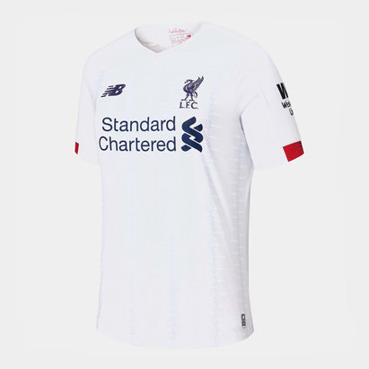 New Balance Liverpool 19/20 Away S/S Football Shirt