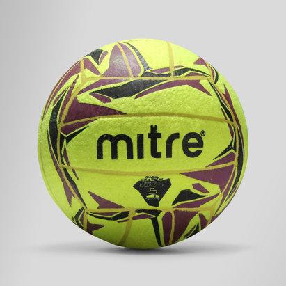 Mitre Cyclone Indoor D18 Paneles - Balón de Fútbol