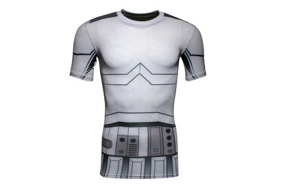 Under Armour Star Wars Trooper M/C - Camiseta de Compresión
