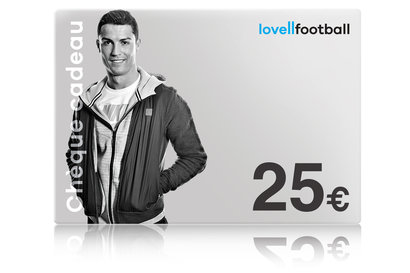 Lovell Soccer 25€ Cupón de Regalo Virtual