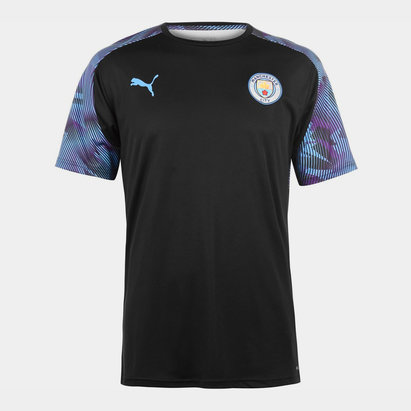 Puma Manchester City Training Shirt 2019 2020 Mens
