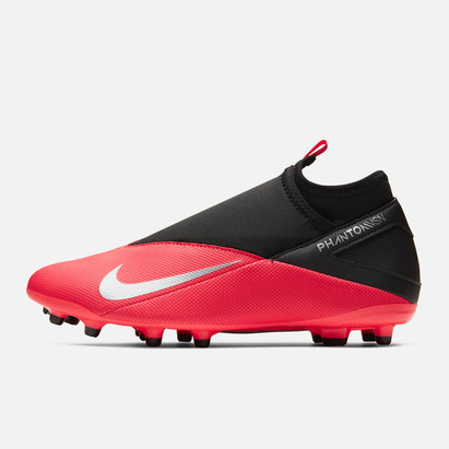Nike Phantom Vision Club DF Mens FG Football Boots