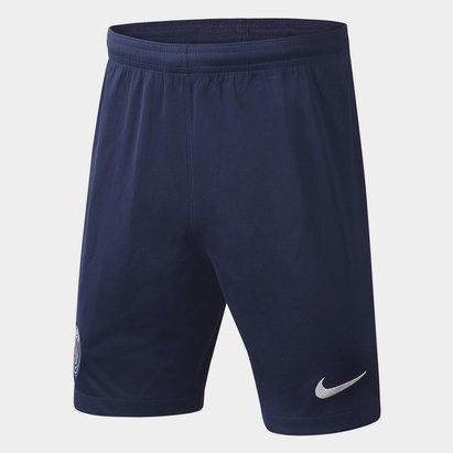 Nike Paris Saint-Germain 19/20 Home Kids Football Shorts