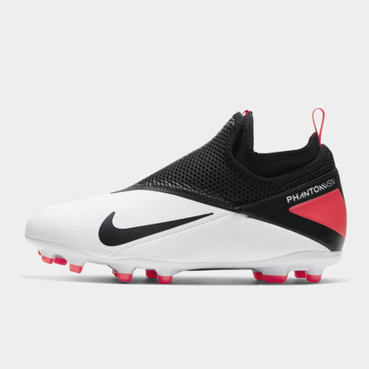 Nike Phantom Vision Academy DF Junior FG Football Boots