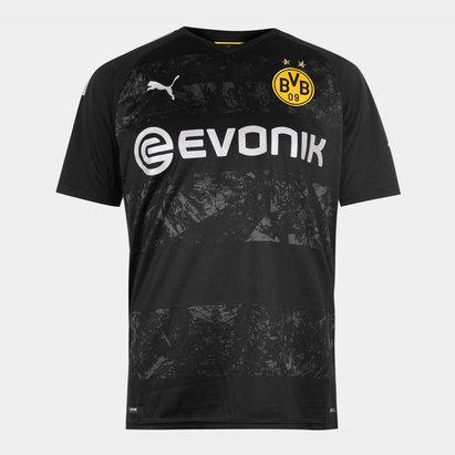 Puma Borussia Dortmund 19/20 Away S/S Football Shirt