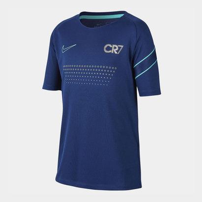 Nike CR7 T Shirt Junior Boys