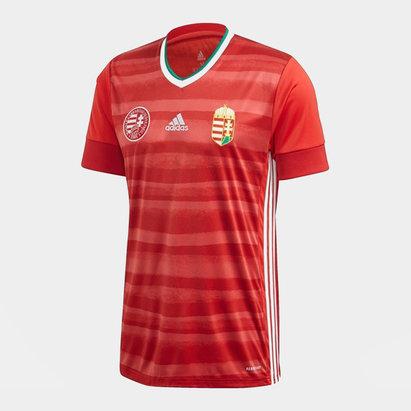 adidas Hungary Home Shirt 2020