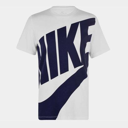Nike PSG Swoosh T-Shirt Mens
