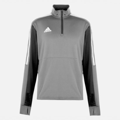adidas Sereno Pro Quarter Zip Top Mens