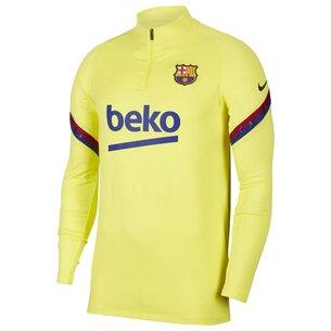 Nike FC Barcelona Drill Top Mens
