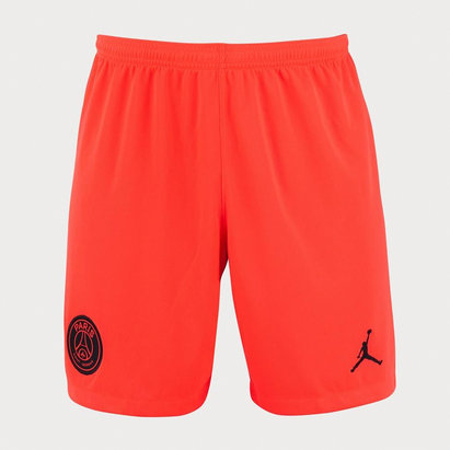 Nike Paris Saint-Germain x Jordan 19/20 Away Football Shorts