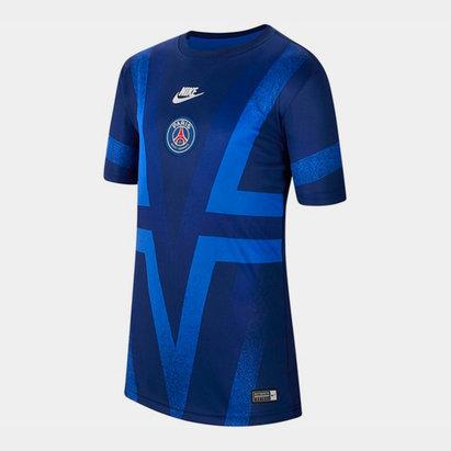 Nike Paris Saint Germain Pre Match Top 2019 2020 Junior
