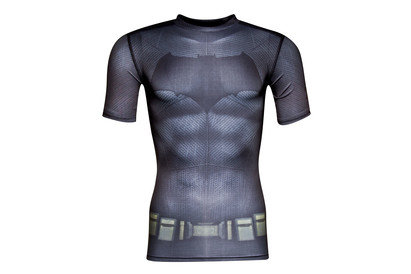 Under Armour Batman Transform Yourself M/C - Camiseta de Compresión