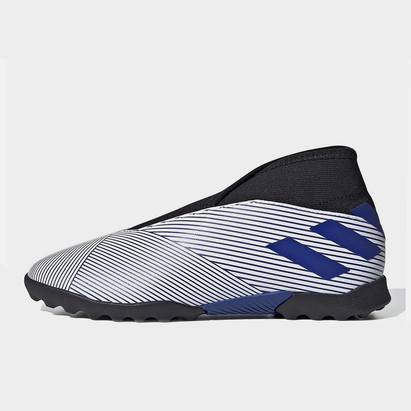 adidas Nemeziz 19.3 Laceless Childrens Astro Turf Trainers