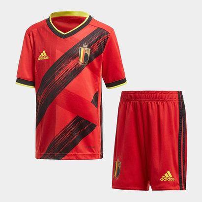 adidas Belgium Home Mini Kit 2020