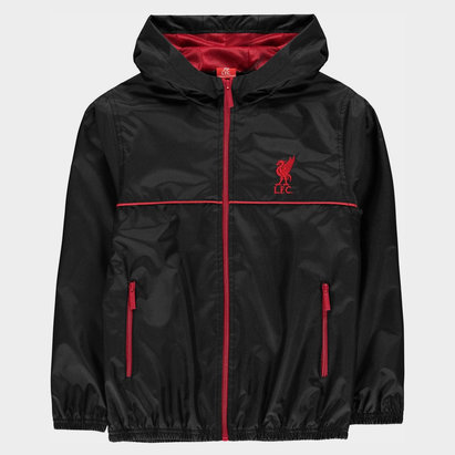 Source Lab Liverpool Shower Jacket Junior Boys