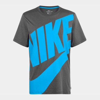 Nike Tottenham Hotspur Swoosh T-Shirt 2019 2020 Mens