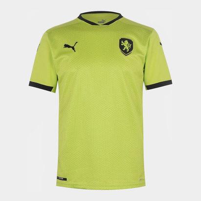 Puma Czech Republic Away Shirt 2020