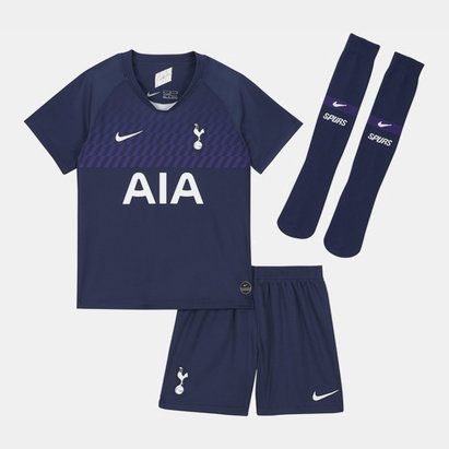 Nike Tottenham Hotspur 19/20 Away Mini Kids Football Kit