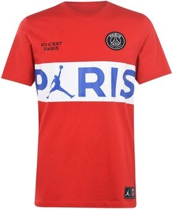 PSG Jordan T-Shirt Mens