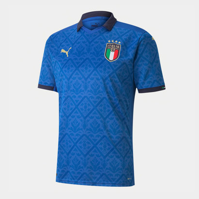 Puma Italy 2020 Home Football Shirt