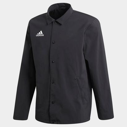 adidas Mens Tango Coach Tracksuit Jacket